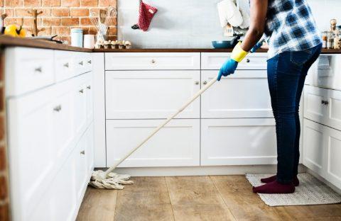 Huis schoonmaken gemakkelijker maken